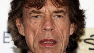 Rolling Stones' Mick Jagger