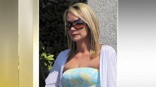 Tina Nash at court
