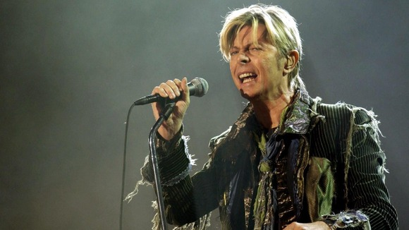 David Bowie&#x27;s new studio album The Next Day is his first material in nearly a decade.