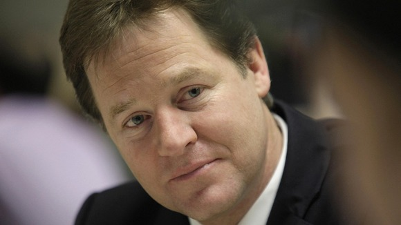 Nick Clegg will meet staff at the Airbus site in Filton.