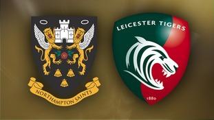 Saints V Tigers