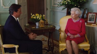 The Queen meets with her Prime Minister every week