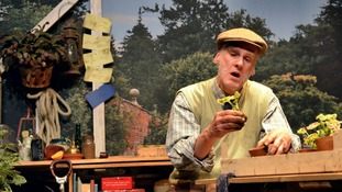 Samantha Parker reviews Old Herbaceous at Keswick's Theatre by the Lake