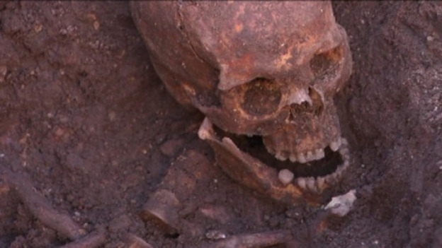 King Richard III&#x27;s remains were found in a car park in Leicester