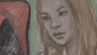 Court illustration of Joss Stone