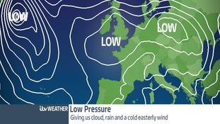 Low pressure close up
