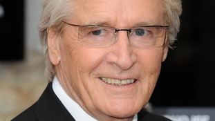 Coronation Street actor Bill Roache.