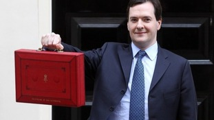 George Osborne will announce budget details today