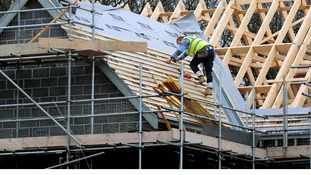 The house-building industry will benefit from capital spending