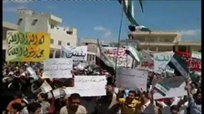 Syria protests