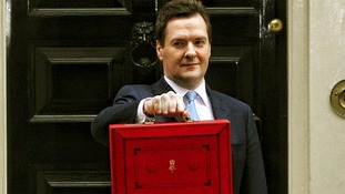Osborne finds some Budget leeway but it is very gloomy overall