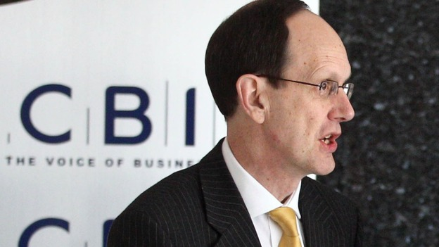 CBI Director-General John Cridland.