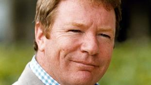 Comedian Jim Davidson pictured in 2001.