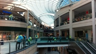 Thousands expected at Trinity Leeds grand opening