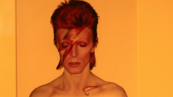 A preview of the David Bowie Exhibition at the V&A Museum