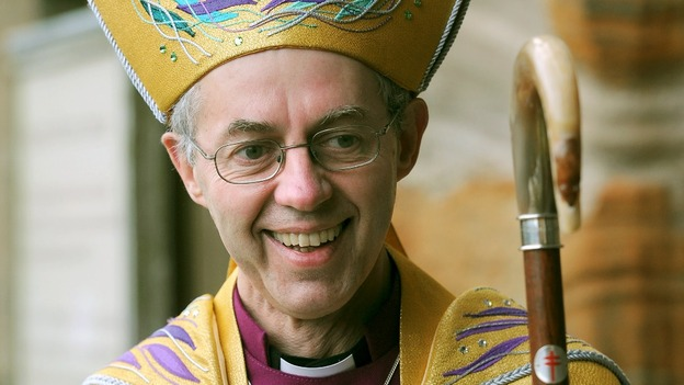 The Right Reverend Justin Welby was installed as the new Bishop of Durham in 2011