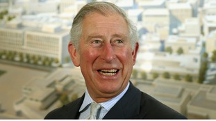 The Prince of Wales will attend the enthronement of Justin Welby as the Archbishop of Canterbury later today
