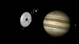 Voyager 1 is now 11 billion miles (18 billion km) away from Earth