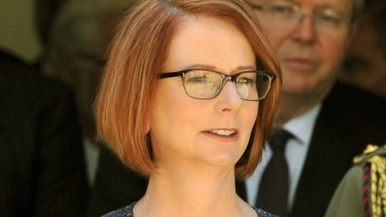 Julia Gillard survives leadership vote unopposed