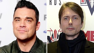 Robbie Williams launches tirade at Suede and 90s guitar bands