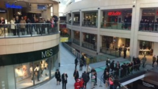 Trinity Leeds in pictures