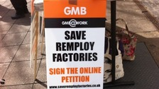 The Government plans to close Remploy factories