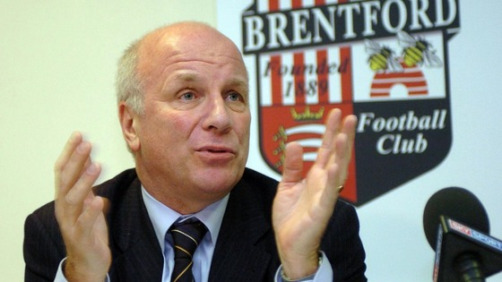 Greg Dyke will relinquish this role at the end of the season to take up his new post at The FA