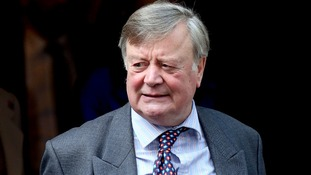 Former chancellor Ken Clarke made his comments in Edinburgh.
