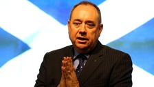Scotland First Minister Alex Salmond has announced the date of the independence referendum.