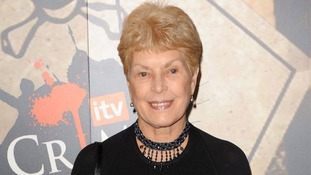 Author Ruth Rendell is an ambassador for the National Literacy Trust.