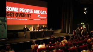 Mayoral candidates appeal to London's gay community