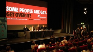 Mayoral candidates line up at conference organised by Stonewall.