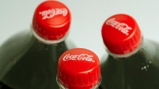 Coca-Cola topped Keep Britain Tidy's list
