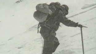 Last surviving member of first Everest summit climb dies