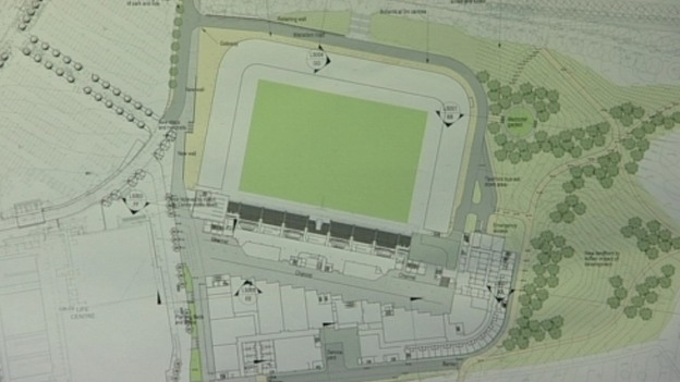 Plymouth Argyle Fans Look At New Grandstand Plans