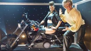 David Walliams in the new promo trailer for Britain's Got Talent