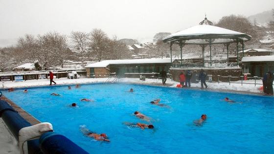 Hathersage open air swimming pool calendar itv news - Hathersage open air swimming pool ...
