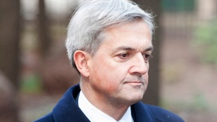 Former Lib Dem MP Chris Huhne was jailed earlier this month.