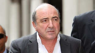 Russian oligarch Boris Berezovsky.