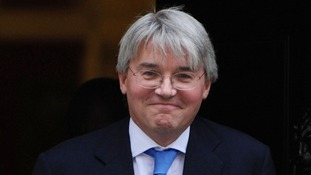 Former Tory chief whip Andrew Mitchell