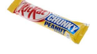 Recalled Kit Kat Chunky bar