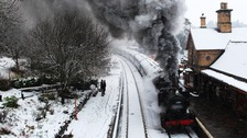 The Severn Valley Railway has been pressing ahead with the three day Spring Steam Gala