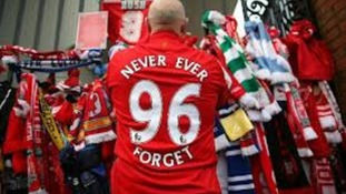 Hillsborough disaster tributes