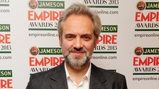 Sam Mendes won Best Film and Best Director for Skyfall and the Empire Inspiration award in London.