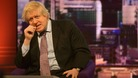 Boris Johnson, Mayor of London, talking to Eddie Mair on The Andrew Marr Show