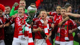 In pictures: Wrexham's FA Trophy win