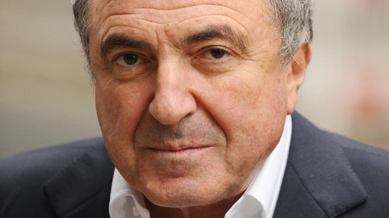 Russian tycoon Boris Berezovsky.