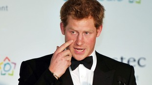 Prince Harry will visit the US in May.