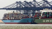 Port of Felixstowe to Double Rail Capacity