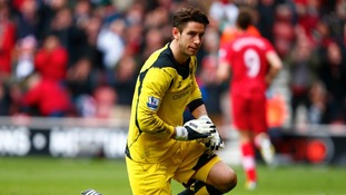 LFC goalkeeper Brad Jones is encouraging people to join the bone marrow register.